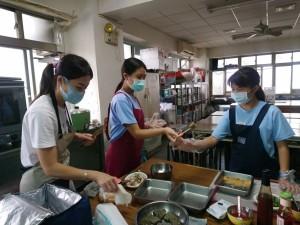2020年少女烹飪課1