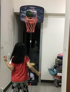 在家投籃01